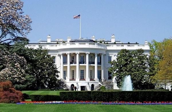 white house solar