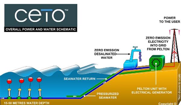 image via Carnegie Wave Energy