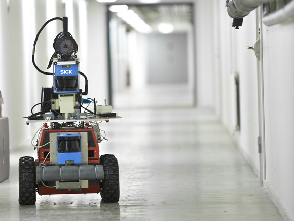 gasbot prototype
