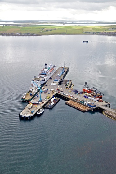 EMEC orkney tidal hatston pier