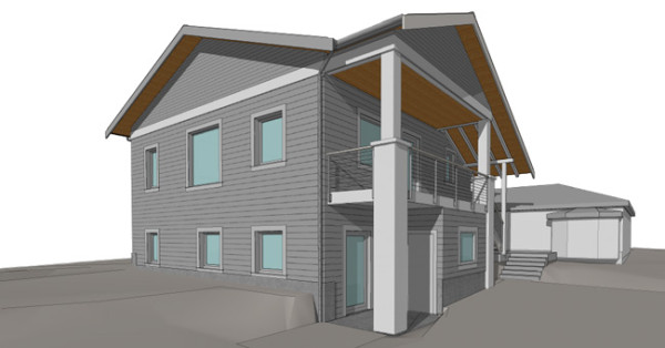 Maple Leaf Passive House