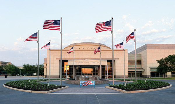 George W Bush Presidential Library