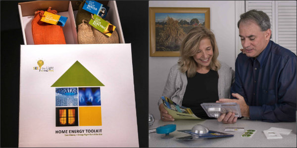 Home Energy Toolkit Collage