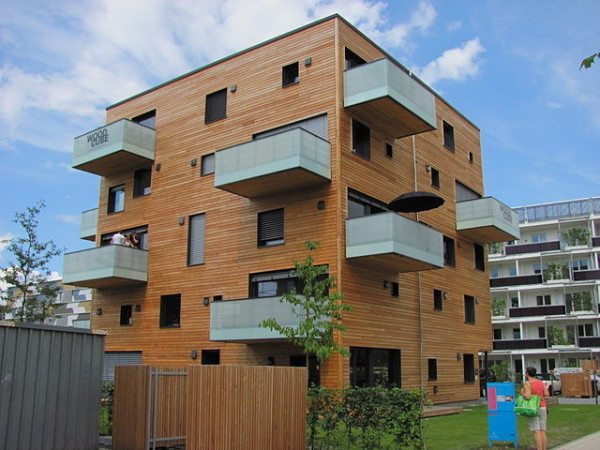 IBA Hamburg Woodcube