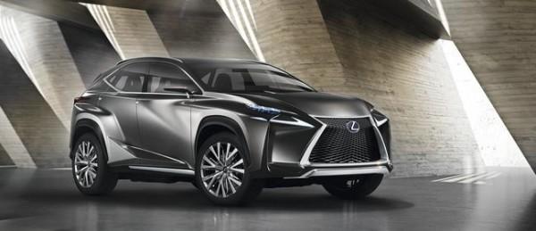 image via Lexus