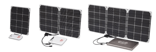 Voltaic New Solar Charging Kits