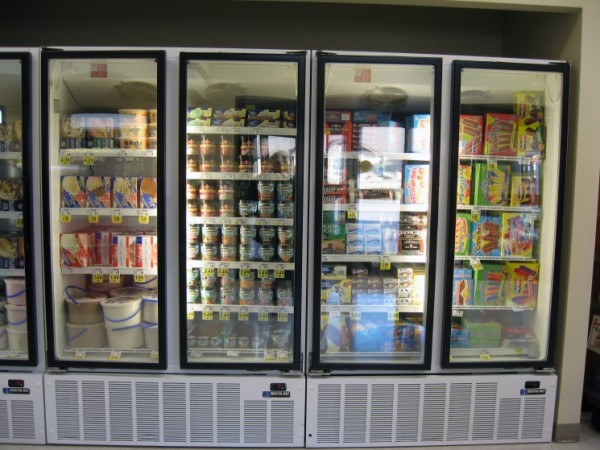 If accepted, a new energy efficiency rule on walk-in coolers and freezers proposed by the Energy Department could cut energy bills by up to $24 billion over 30 years. (image via Lynn Billman, NREL)