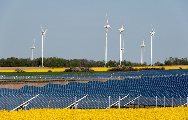 wind solar lazard