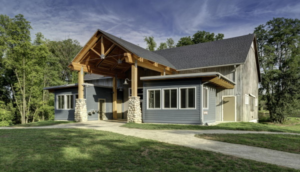 Kalamazoo Nature Center Camp Adaptive Reuse 1