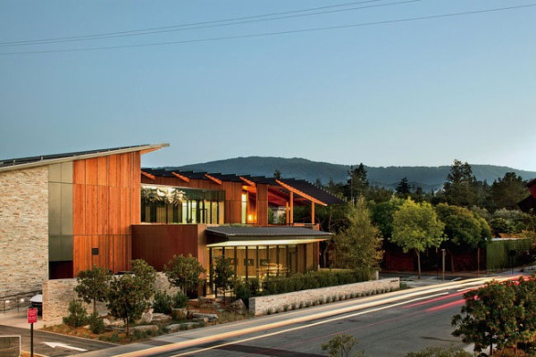 Packard Foundation LEED Net Zero Headquarters