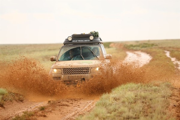 image via Land Rover