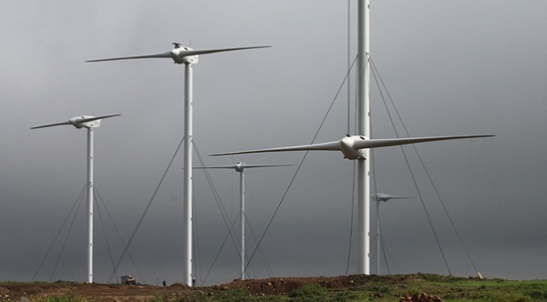 ethiopia wind power