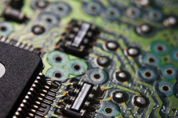 biodegradable polymer circuit board