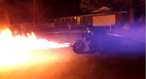 batpod ev motorcycle conversion