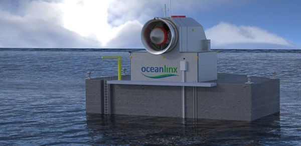 greenwave oceanlinx wave power