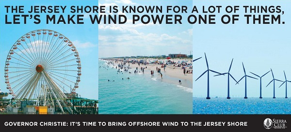 New Jersey offshore wind