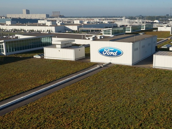 ford green roof
