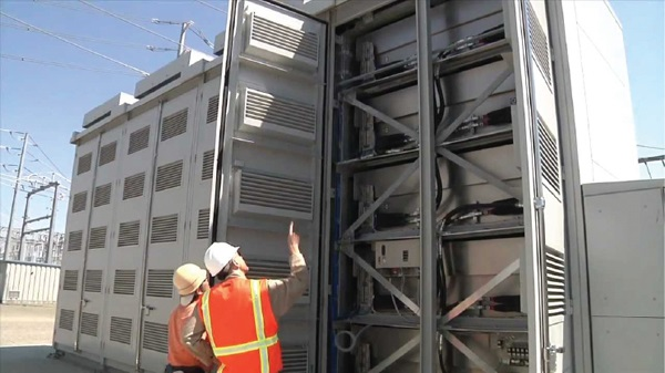 energy storage california