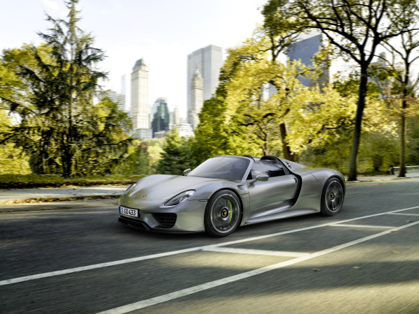image via Porsche