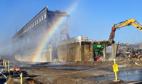 K=25 demolition