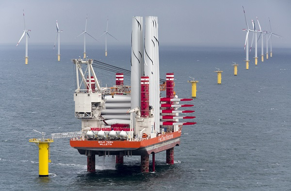 siemens cape wind