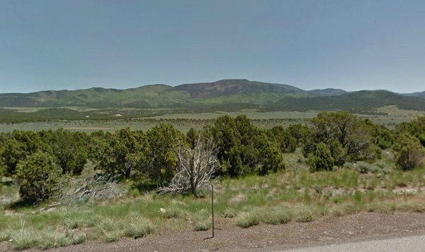 South-central Utah, an area with good geothermal resources. (image via Google Street View)