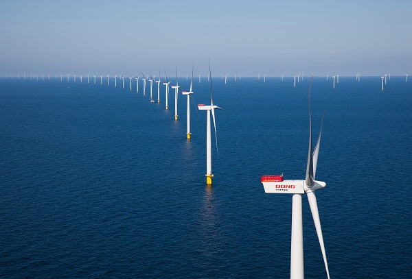 denmark wind power