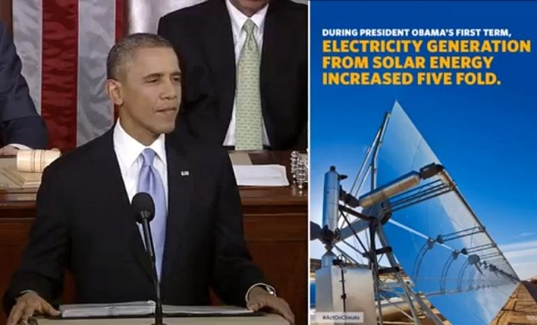 obama state of the union solar