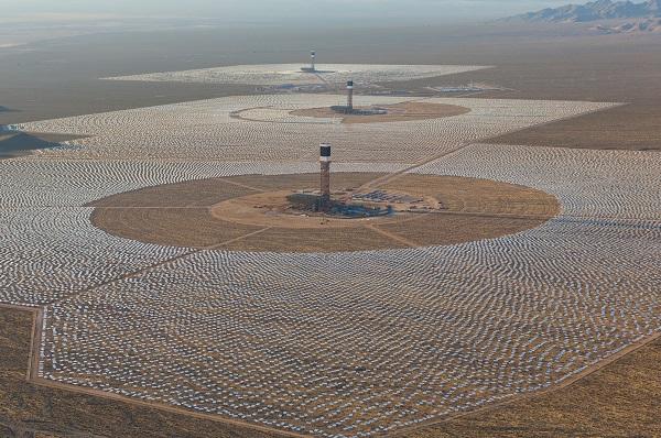 ivanpah solar