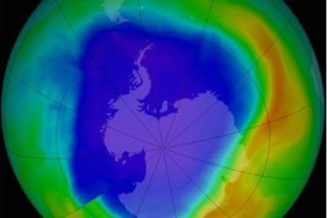 Four New Ozone-Destroying Gases Found