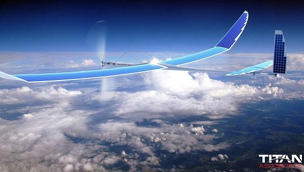 titan aerospace, solar drone, facebook