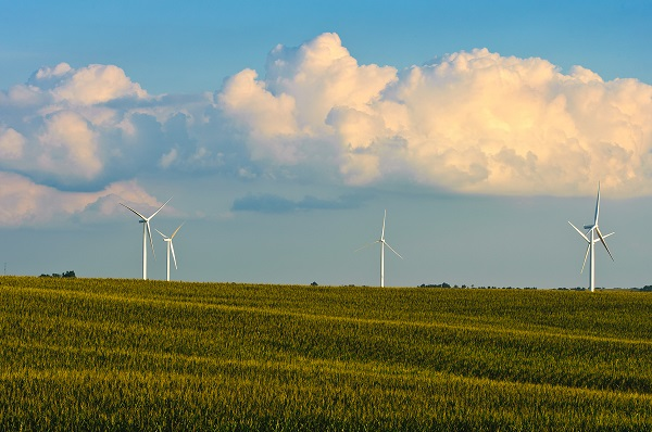 iowa wind power