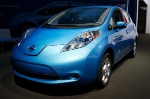 "NISSAN CREATES ""WORLD'S CLEANEST CAR"""