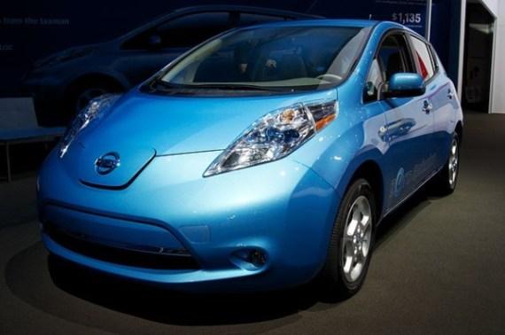 2013_Nissan_Leaf