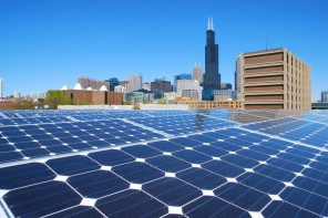 Earth Day 2014: KYOCERA Invests in Solar