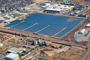 United States' First Solar Farm on a Superfund Site
