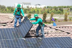 Google & SunPower Commit