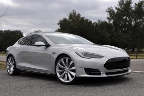 New Tesla Another Mileston