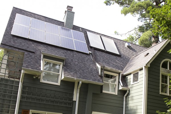 Fall Homes-Going Solar