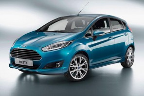 Ford Fiesta drops a cylinder, gives gas mileage a boost