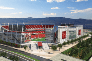 Levi's® Stadium Becomes First US LEED G