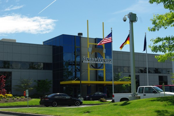 SolarWorld_Hillsboro_Oregon