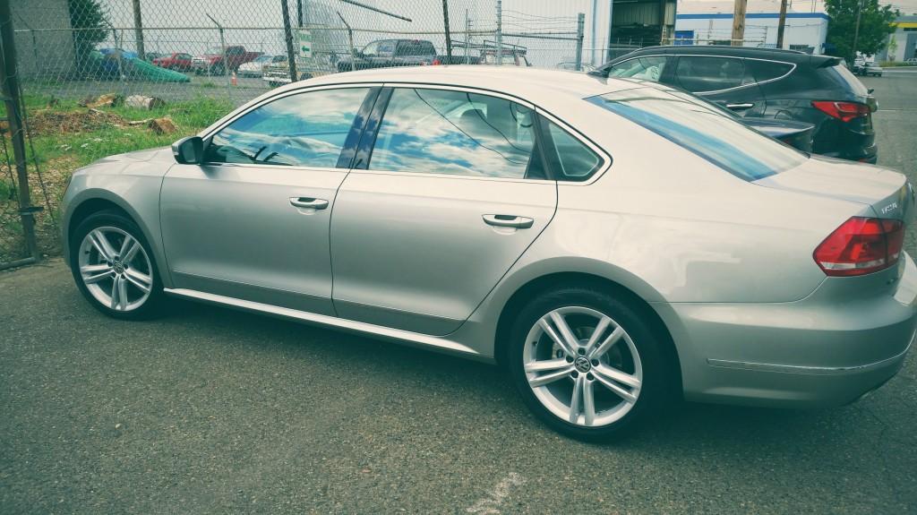 2014 VW Passat SE TDI
