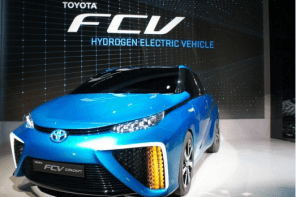 California Agencies Roll Out Red Carpet for Hydrogen Electric Vehicles