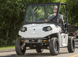 New Gas and EV Models from Polaris