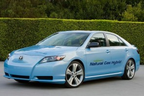 Third Round of Natural Gas Vehicle Grants