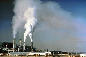 This Week's Topic: Threats to Air Quality
