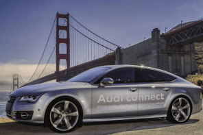 Audi receives first autonomous driving permit