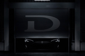 Elon Musk Teases Tesla's 'D' and the