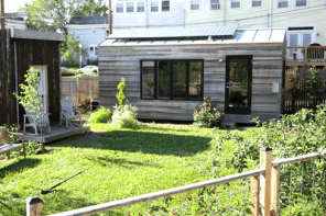 Tiny Houses: The Wa